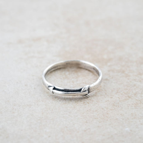 Holly Lane Christian Jewelry - Arrow Ring