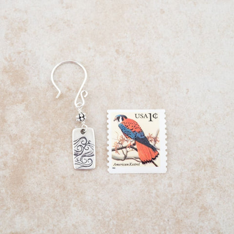 Holly Lane Christian Jewelry - Be Still Earrings