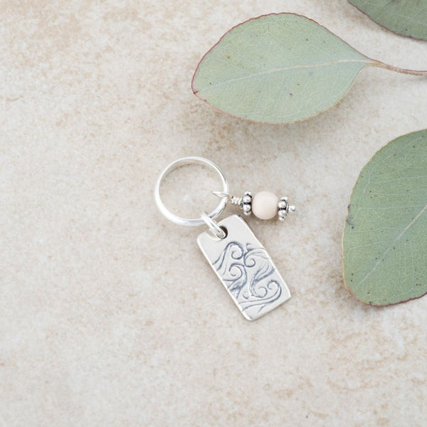 Holly Lane Christian Jewelry - Be Still Slide