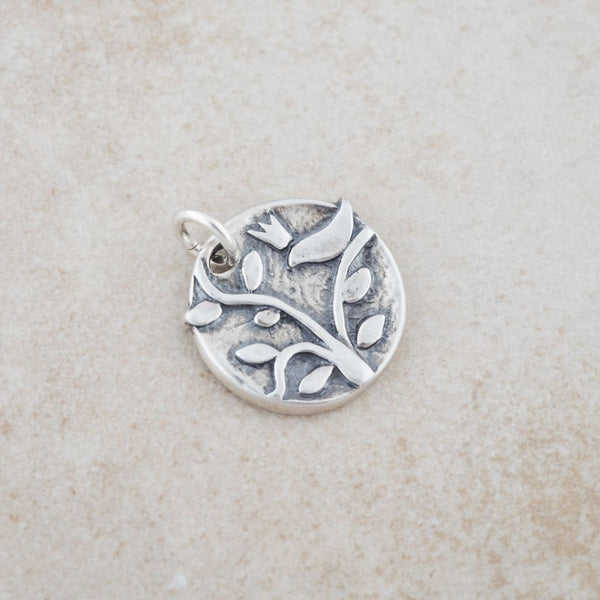 Holly Lane Christian Jewelry - Birds of the Air Pendant