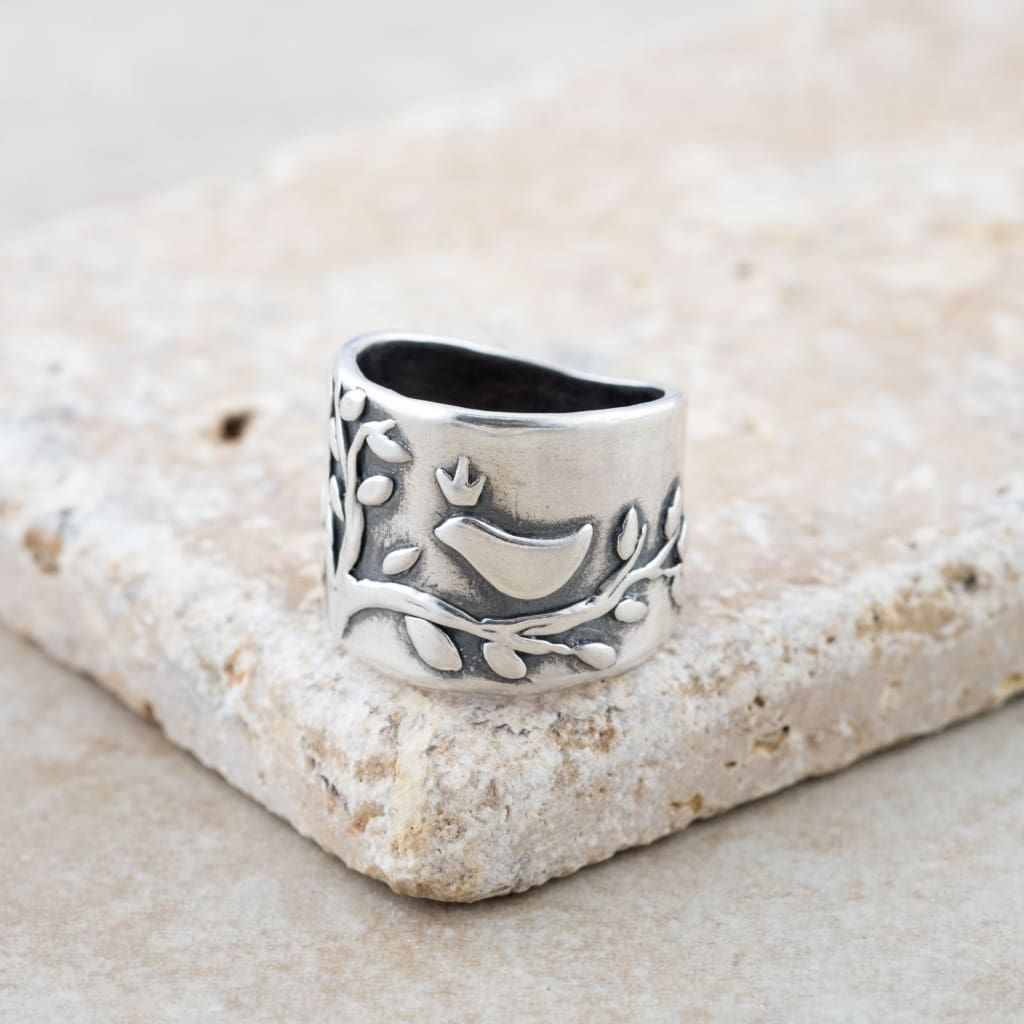 Holly Lane Christian Jewelry - Birds of the Air Ring