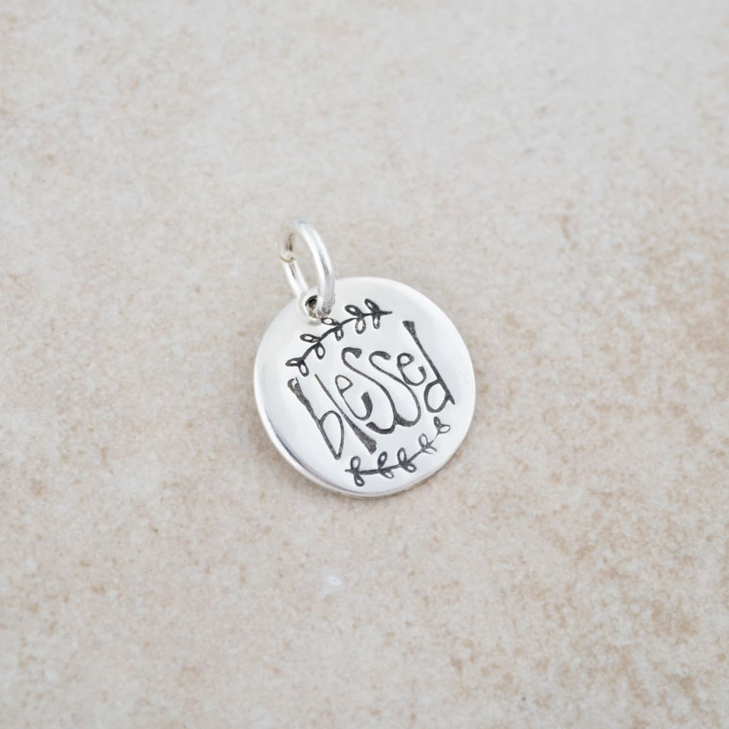 Holly Lane Christian Jewelry - Blessed Pendant