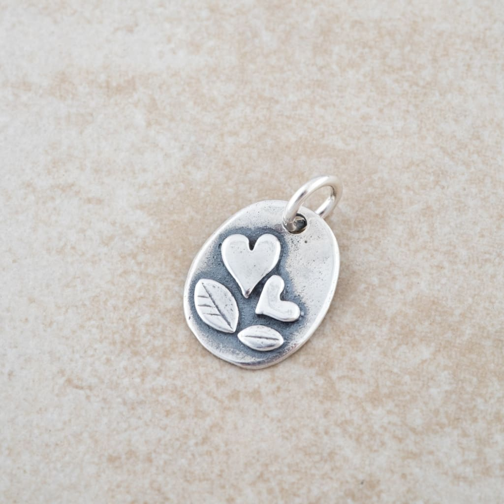 Holly Lane Christian Jewelry - Born In My Heart Pendant