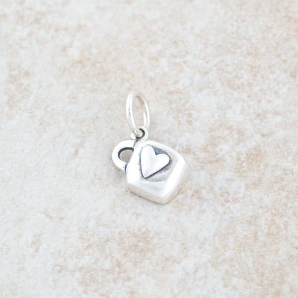 Holly Lane Christian Jewelry - Coffee Cup Charm