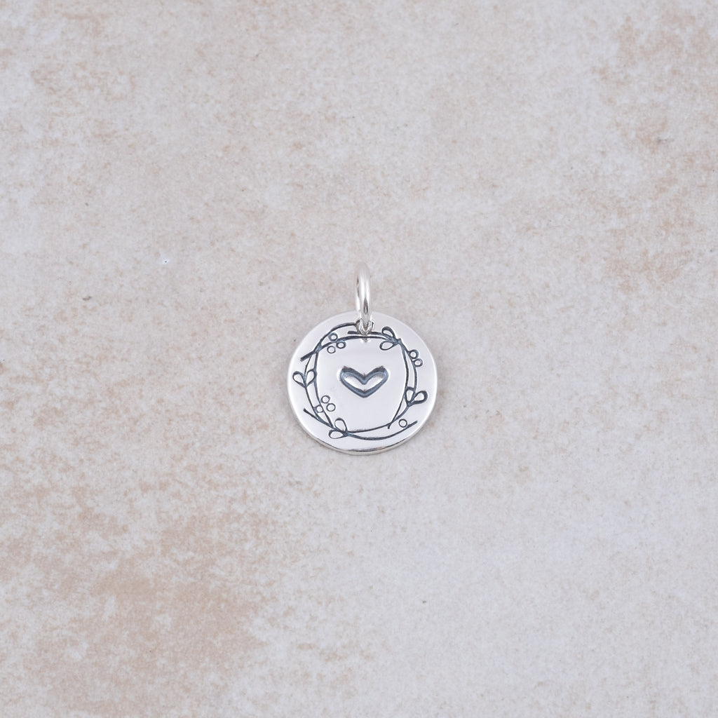 Crowned Heart Pendant