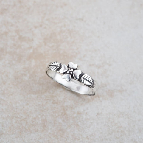 Holly Lane Christian Jewelry - Dogwood Ring