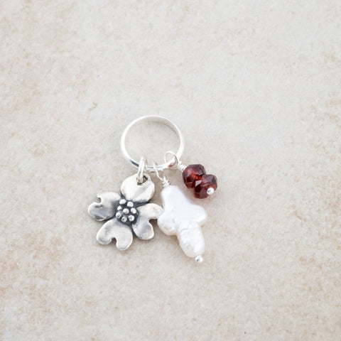 Holly Lane Christian Jewelry - Dogwood Slide