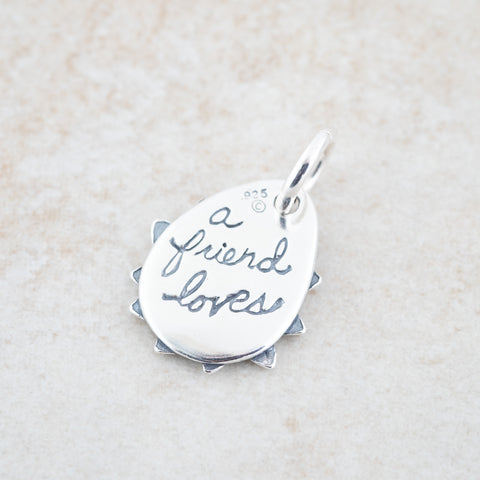 Holly Lane Christian Jewelry - Friendship Pendant