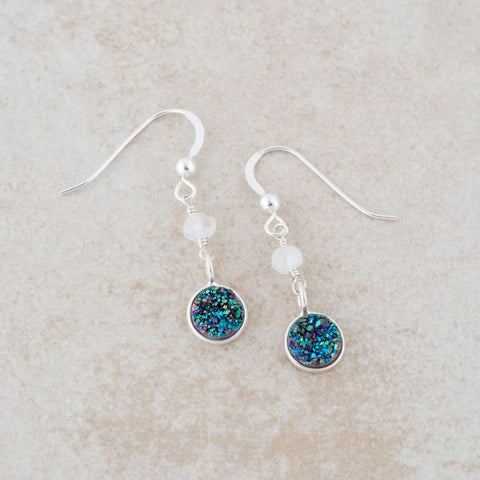 Holly Lane Christian Jewelry - Galaxy Earrings
