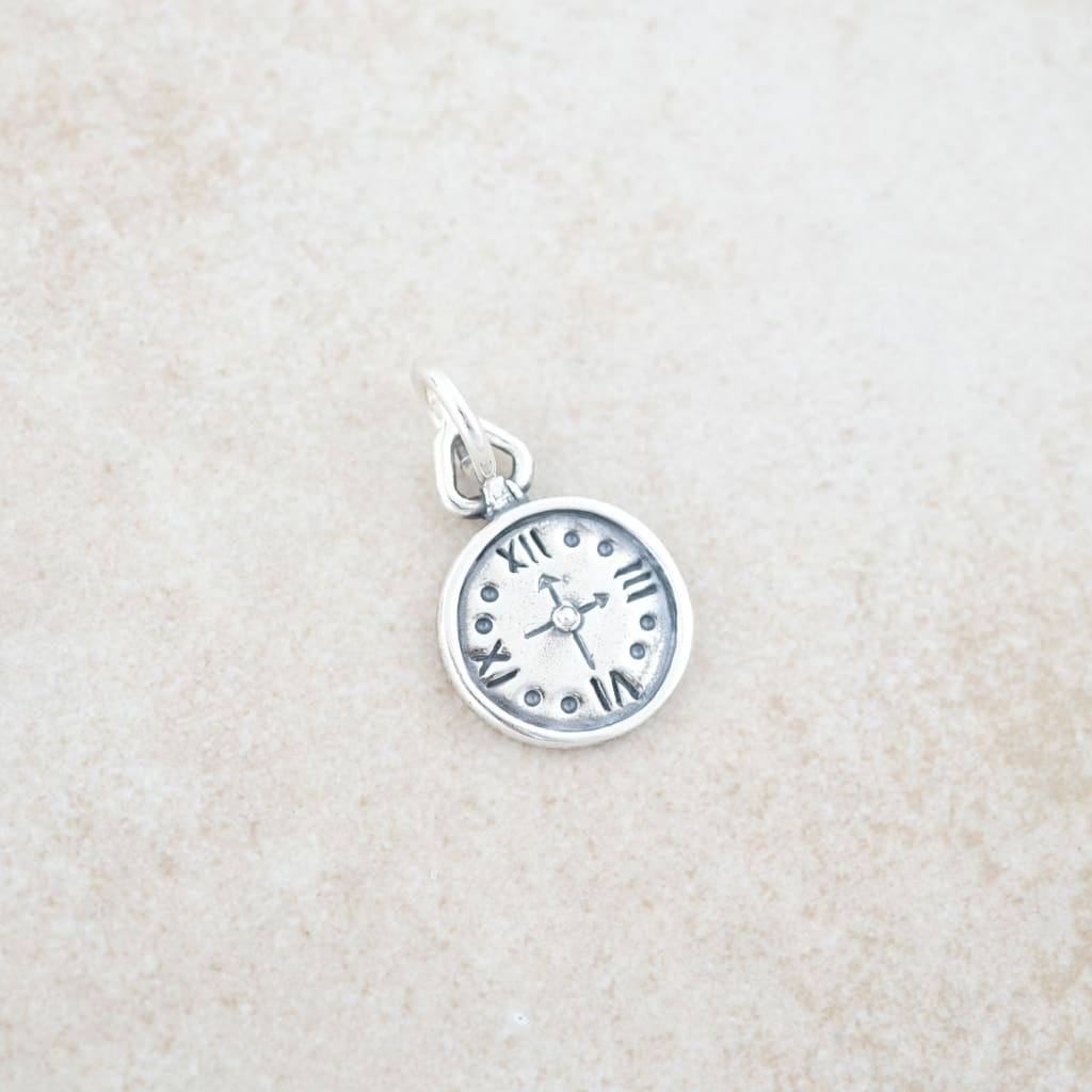 Holly Lane Christian Jewelry - God's Timing Pendant