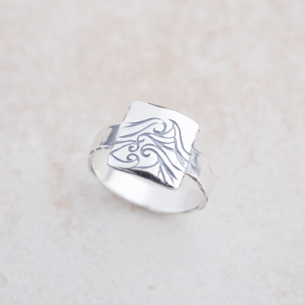 Holly Lane Christian Jewelry - Be Still Ring