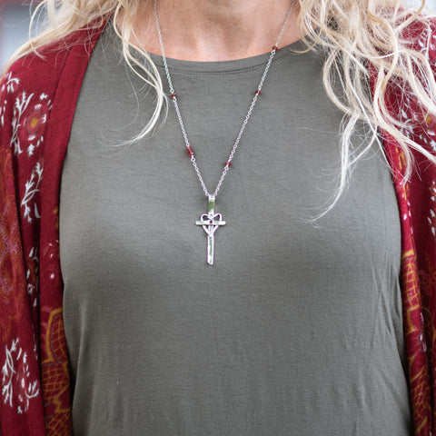 Holly Lane Christian Jewelry - Steadfast Love Pendant