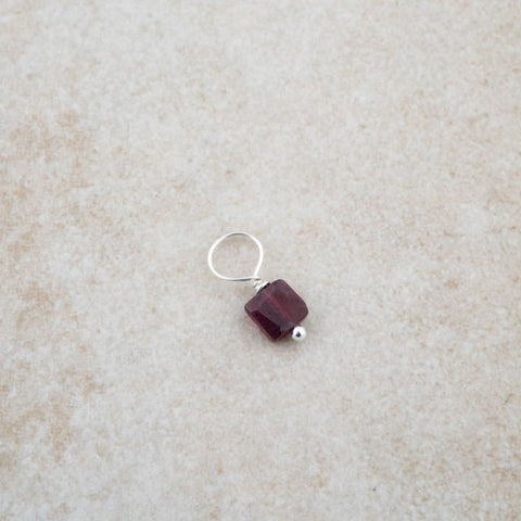 Holly Lane Christian Jewelry - January Birthstone - Garnet