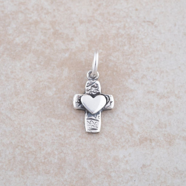 Holly Lane Christian Jewelry - Jesus Loves Me Charm