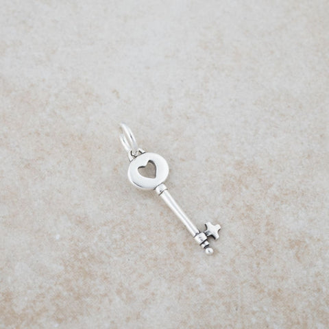 Holly Lane Christian Jewelry - Key Charm