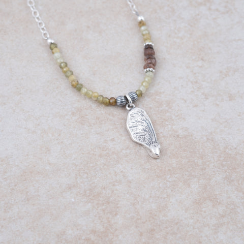 Maple Seed Necklace