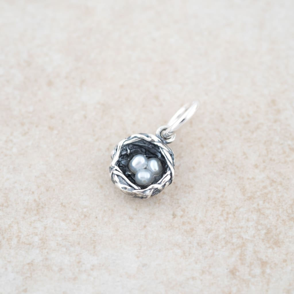 Holly Lane Christian Jewelry - Nest Charm