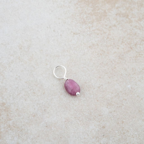 Holly Lane Christian Jewelry - October Birthstone - Pink Tourmaline