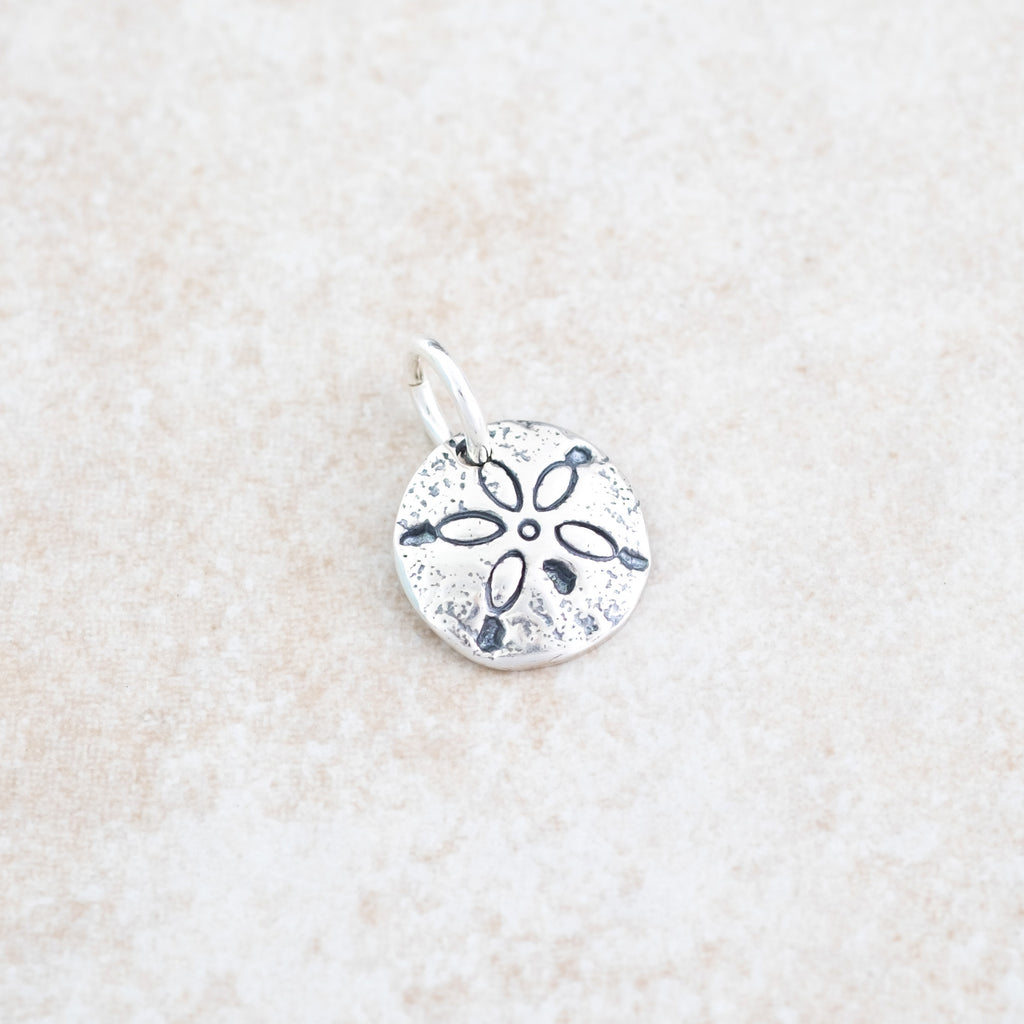 Holly Lane Christian Jewelry - Sand Dollar Pendant