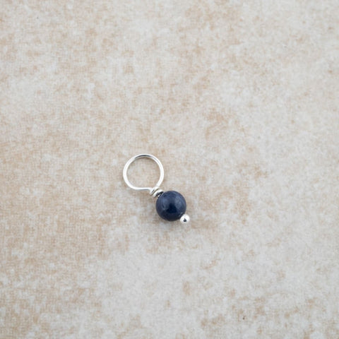 Holly Lane Christian Jewelry - September Birthstone - Sapphire