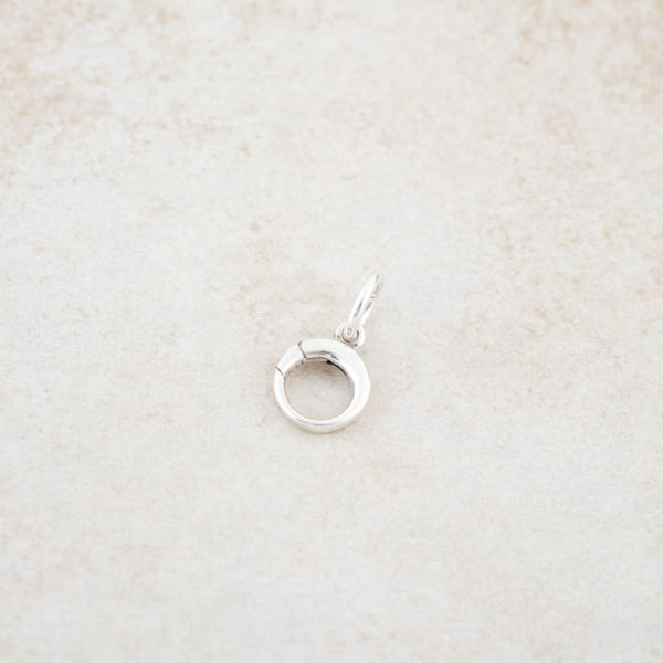 Holly Lane Christian Jewelry - Small Round Pendant Clasp