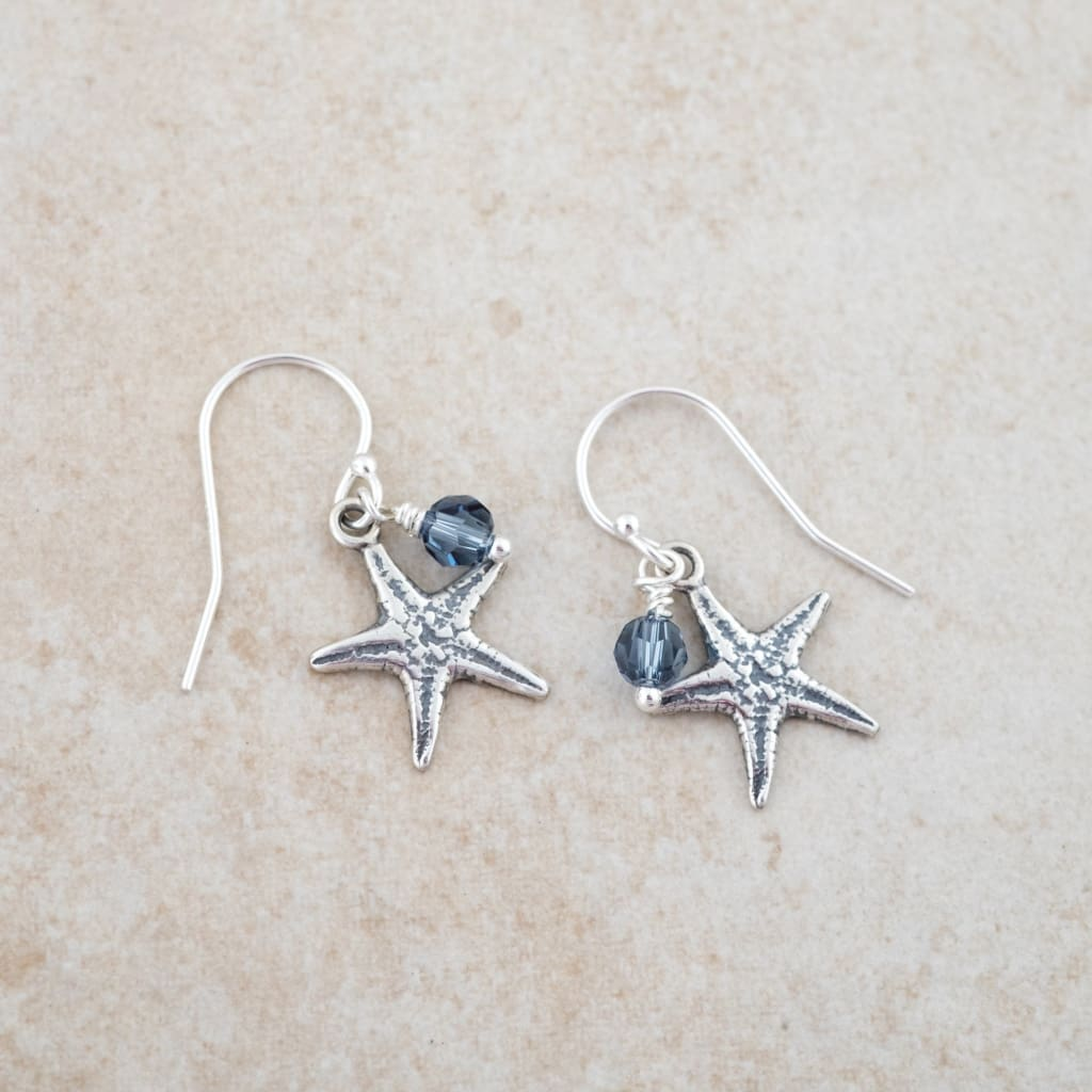 Holly Lane Christian Jewelry - Starfish Earrings