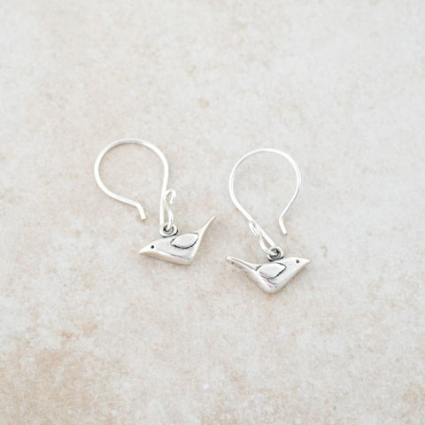 Holly Lane Christian Jewelry - Sweet Sparrow Earrings