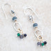 Holly Lane Christian Jewelry - Wonderfully Made Earrings