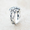 Holly Lane Christian Jewelry - Wreath of Roses Ring