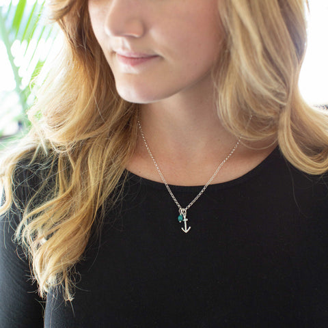 Holly Lane Christian Jewelry - December Birthstone - Turquoise