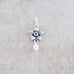 Holly Lane Christian Jewelry - Forget-Me-Not Charm