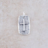 Rugged Cross Pendant