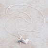 Holly Lane Christian Jewelry - Under His Wings Necklace