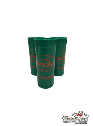 Green Cup (set of 3)