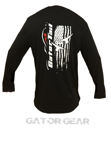 Gator-Tail Dri Fit Long Sleeve