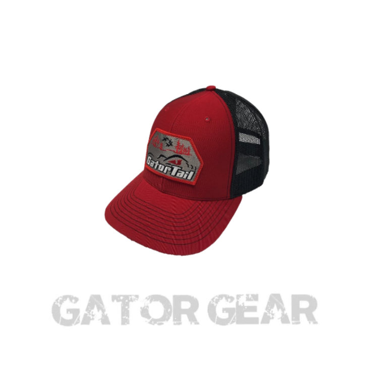 Gatortail and Back Roads Apparel Hat