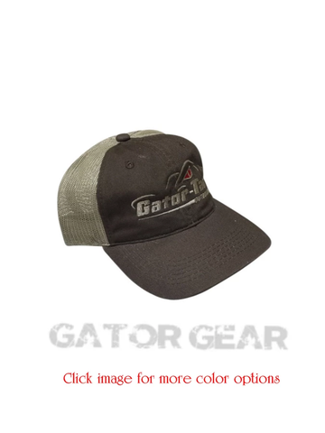 Gatortail Velcro Back Hats