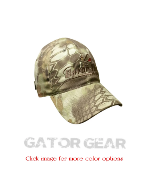 Kryptek Camo Hat w/ American Flag Hats
