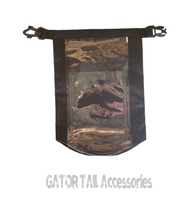 Gatortail Waterproof Dry Bag w/ Window 2.5L