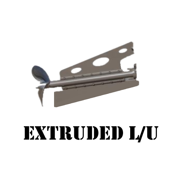 Extruded Lower Unit Rebuild Kit
