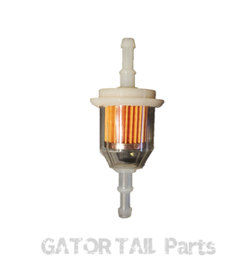 In-Line Fuel Filter