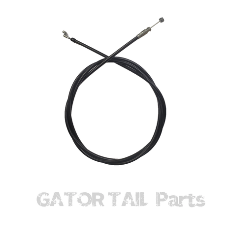 Tiller Throttle Cable G2 (Metal Lever)