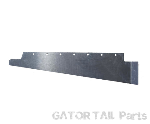 Performance Cut Aluminum Skeg (GTR XD Model)