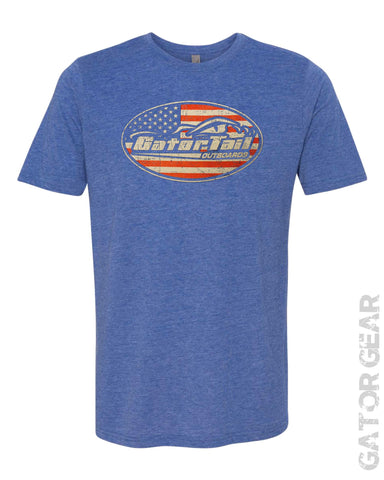 Gator-Tail Freedom Tee