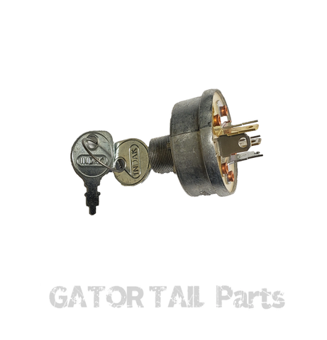 Ignition Switch & Key Replacement Set
