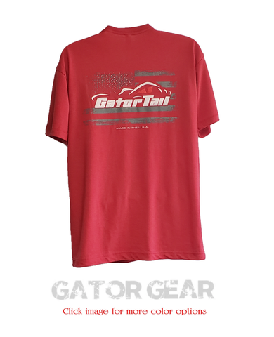 Gatortail Flag Shirt