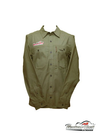 *CLEARANCE* Sitka Harvester Shirt Deep Olive