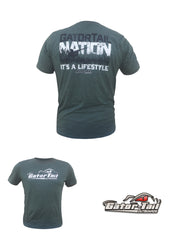 Gator-tail Nation: It's a Lifestyle, Short Sleeve and Long Sleeve Shirts