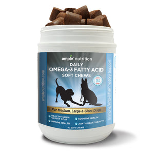 Daily Omega-3 Soft Chews