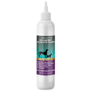 Advanced+ Aloe Otic Flush, 8oz